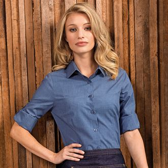 Ariane 7 - chemise femme personnalisable