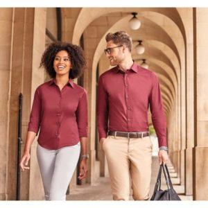 Ariane 7 - chemise homme femme personnalisation