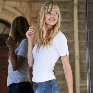 T-shirt coton bio origine france garantie